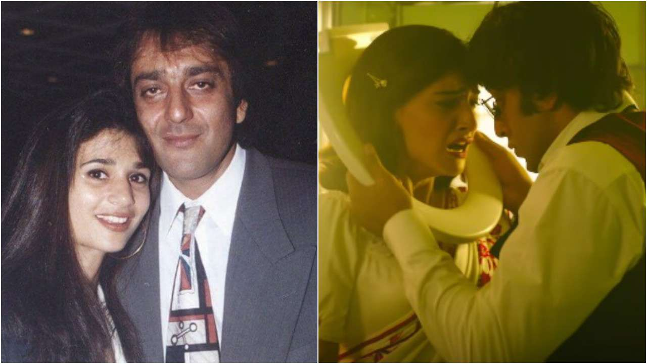Sanjay Dutt S Second Wife Rhea Pillai Watched Ranbir Kapoor S Sanju
