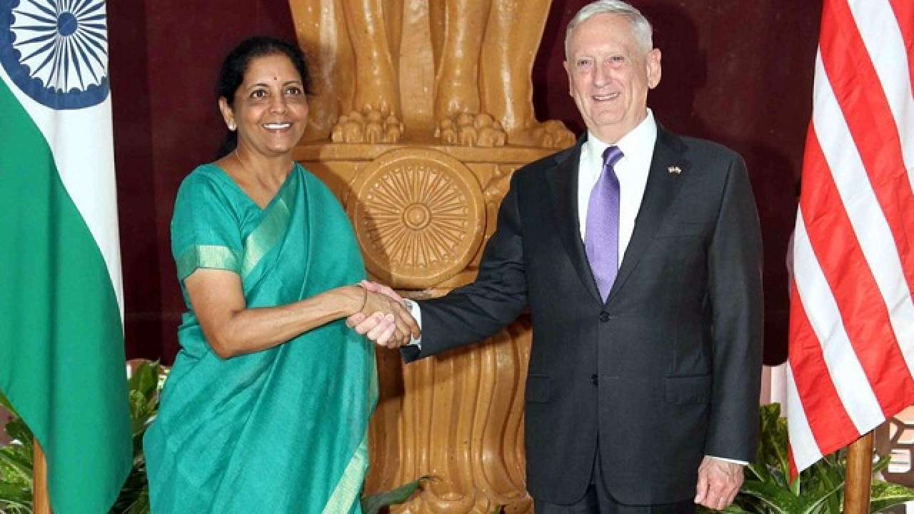 Image result for India-US 2+2 Dialogue