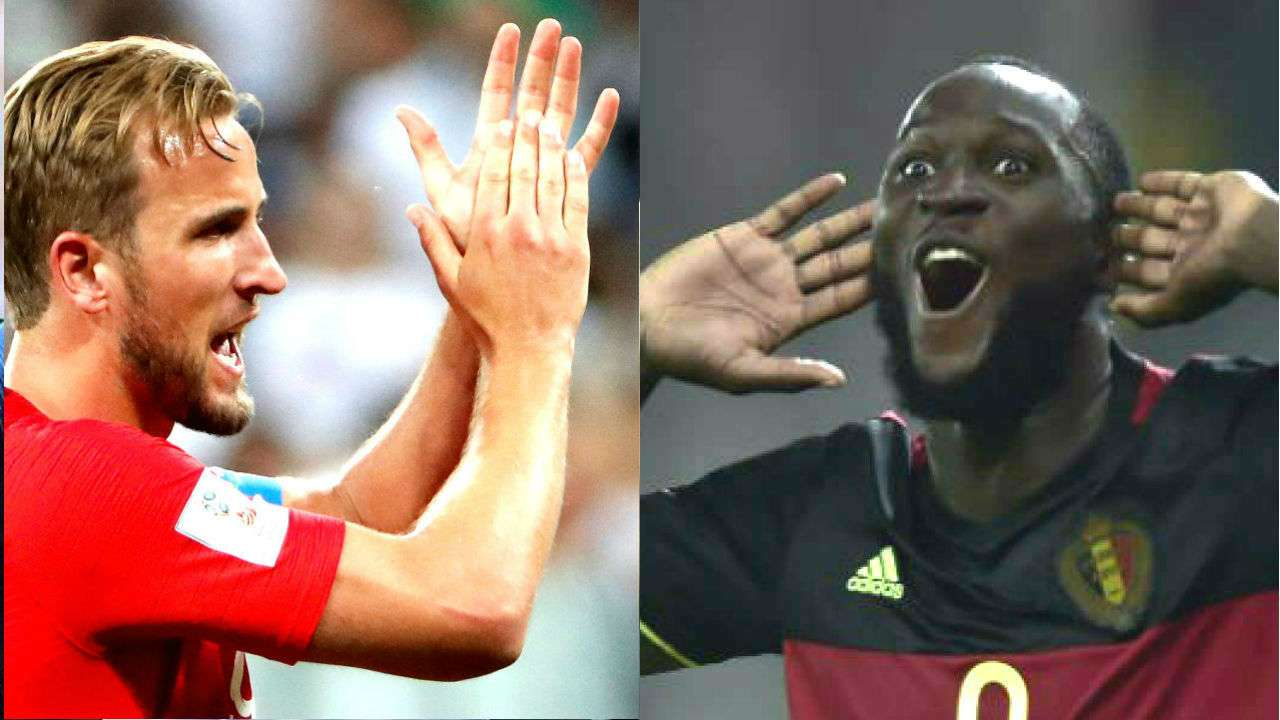 Belgium v/s England, 2018 FIFA World Cup 3rd place play ...