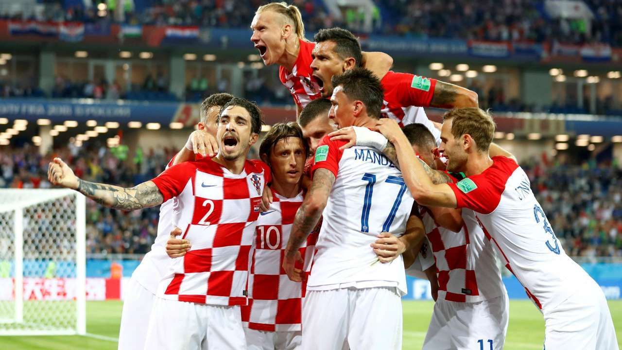 France V S Croatia Today In Fifa World Cup 2018 Croatia S Road