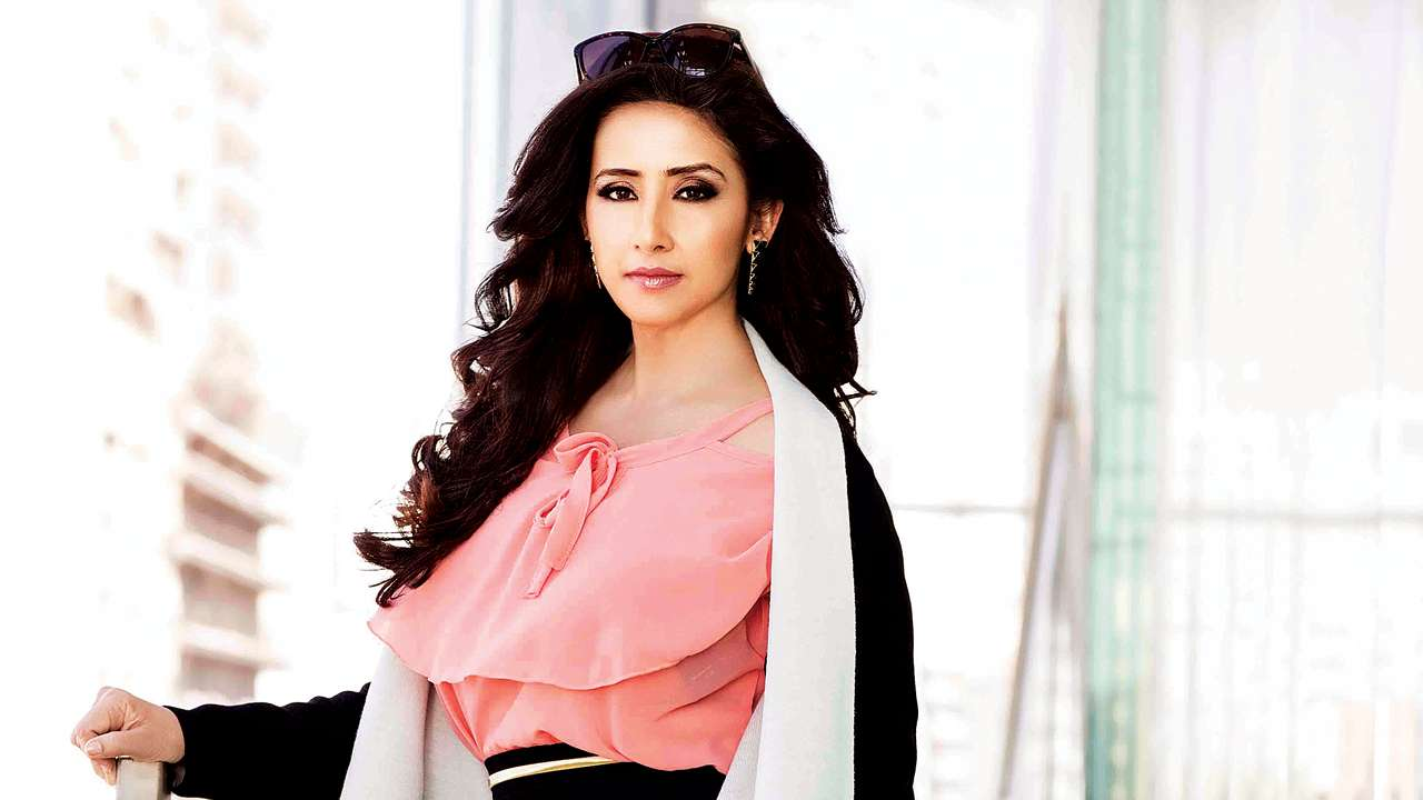 Manisha Koirala: The actor is positivity personified