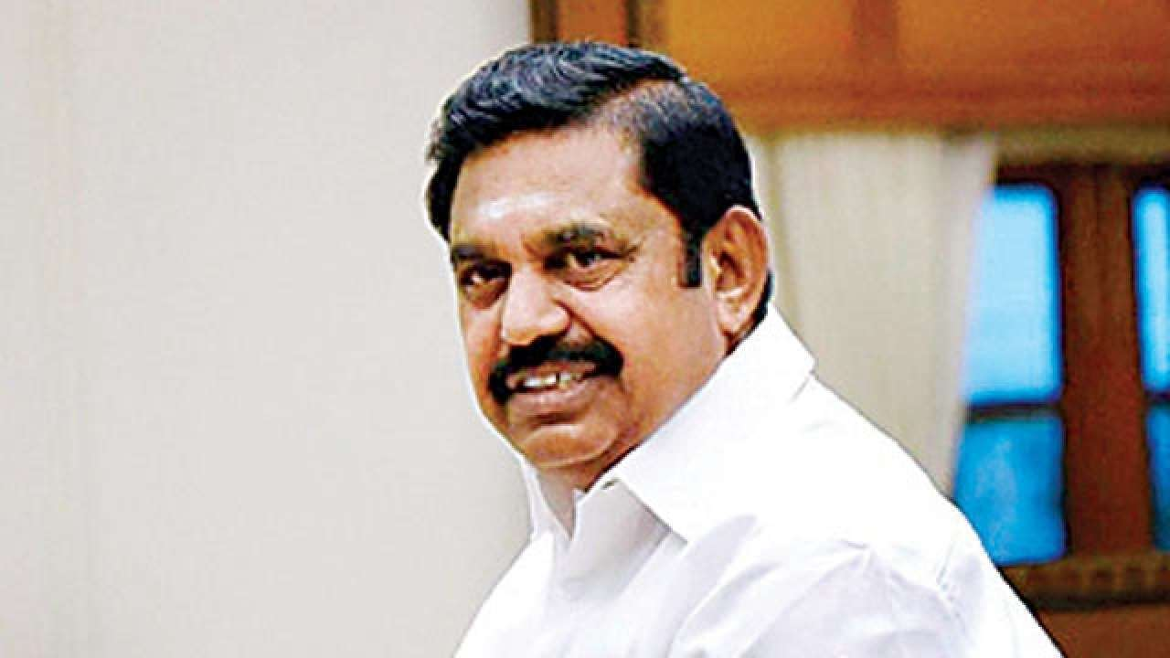 Tamil nadu cm k palaniswami launches series of initiatives tamil nadu chief minister k palaniswami thecheapjerseys Images
