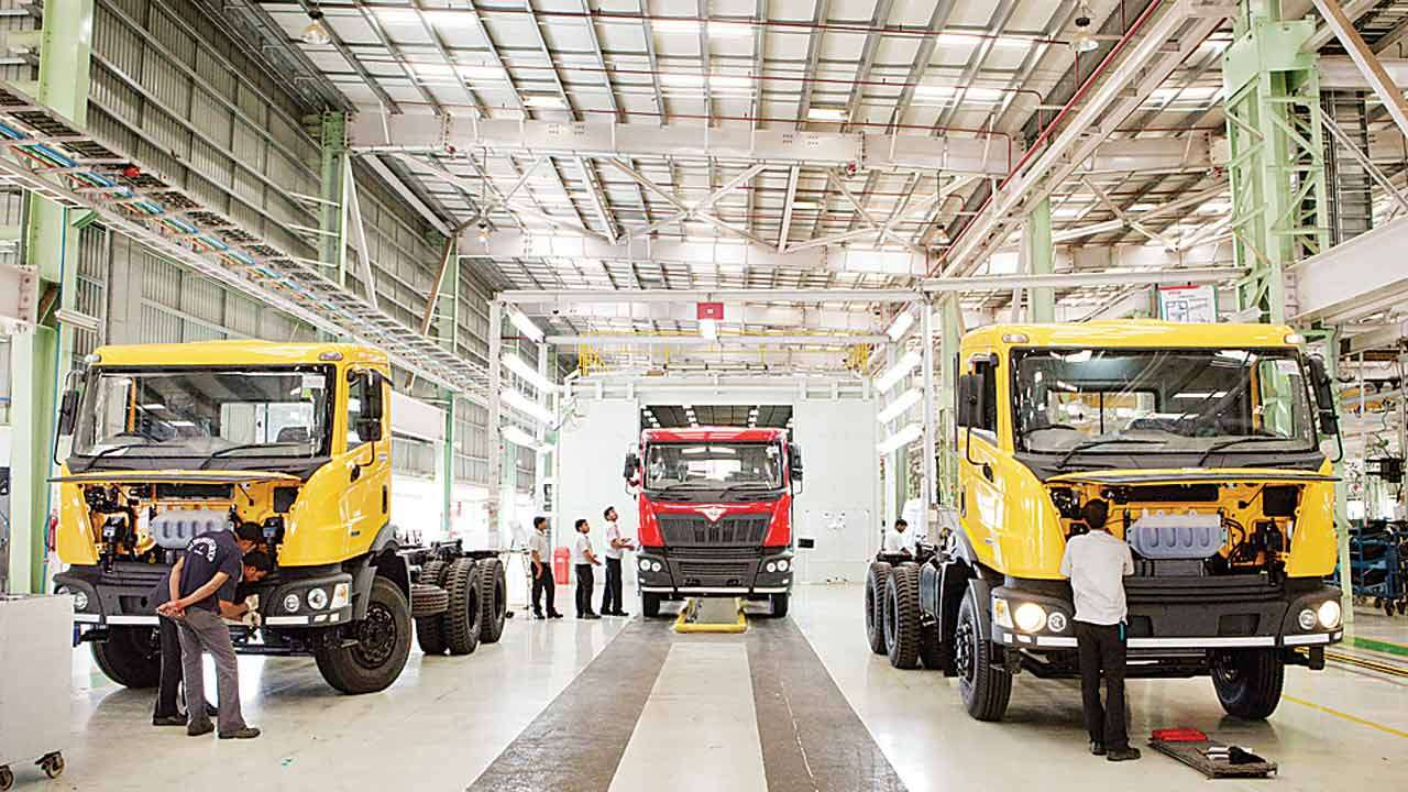 New Freight Norms To Burden Bs Vi Hit Truck Makers