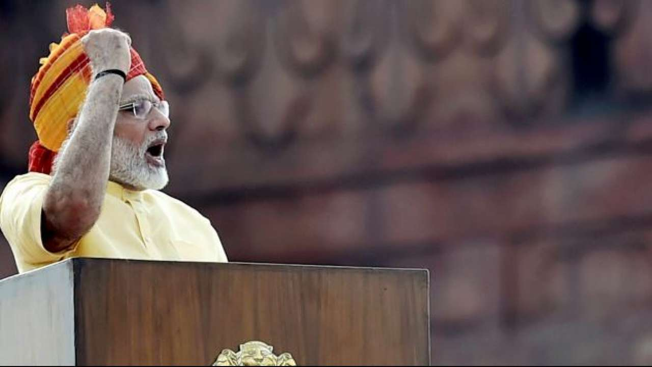 PM Modi seeks suggestion for Independence Day speech: Here