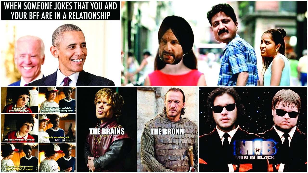 Jon Snow Sam Tarly Sartaj Singh Katekar Dostis That Have Inspired