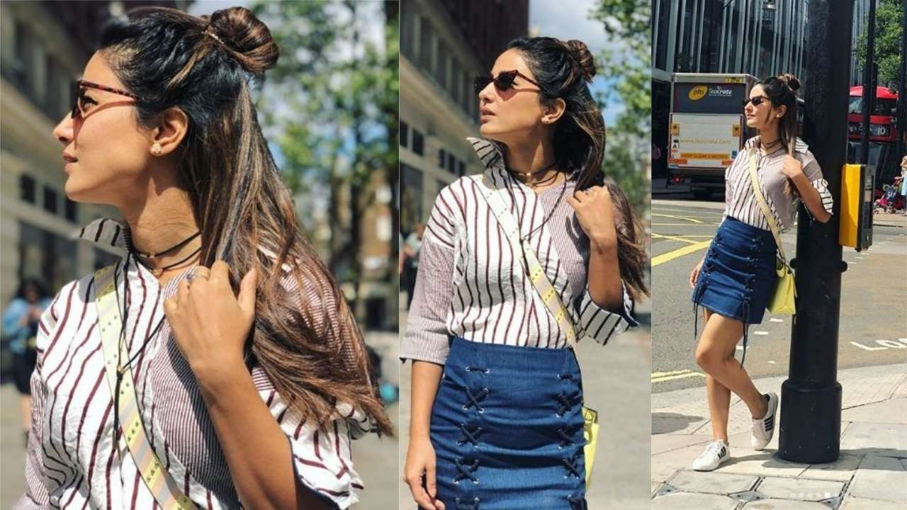 Pictures Documenting All Of Hina Khan S Best Fashion Moments From