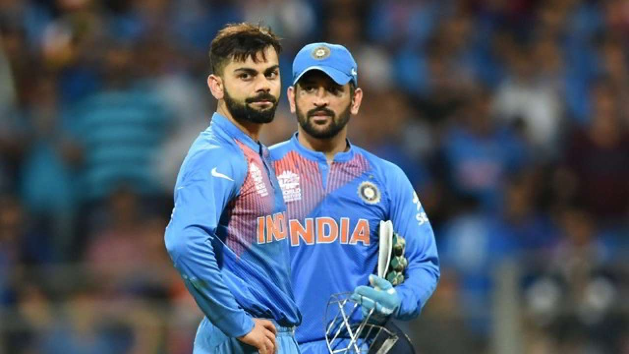 MS Dhoni feels Virat Kohli is already close to being a legend