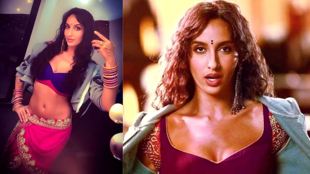 Nora Fatehi on doing Stree song 'Kamariya': I must have been