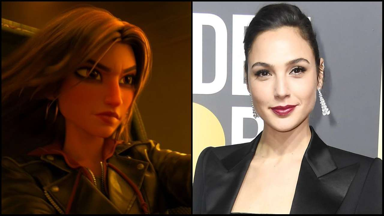 Meet Shank From Ralph Breaks The Internet Gal Gadot Joins Disney S Animated Sequel