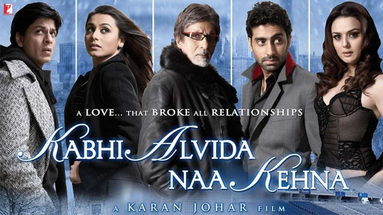 12 years of 'Kabhi Alvida Naa Kehna': 7 behind-the-scenes pics and ...