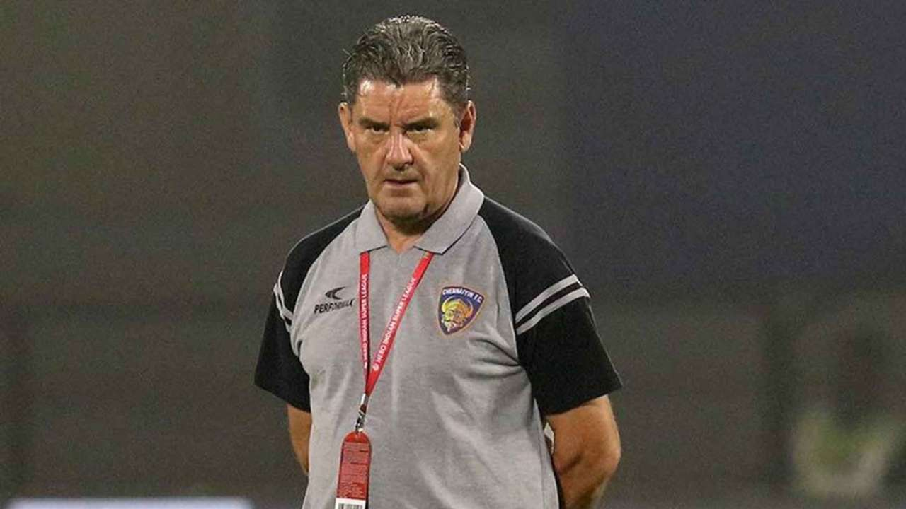 Image result for chennaiyin fc coach 2018