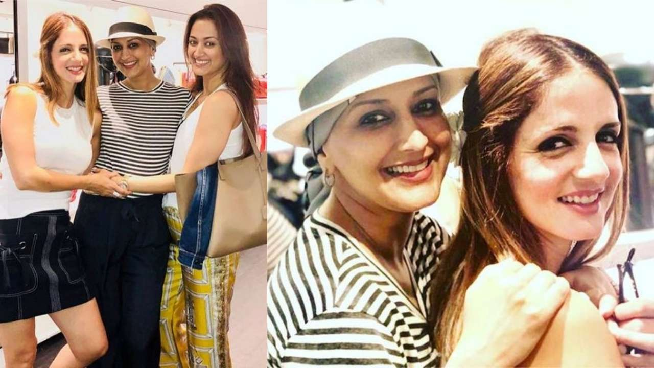 Sonali Bendres Latest Pictures With Besties Sussanne Khan Andatri Oberoi Show What True Friendship Looks Like