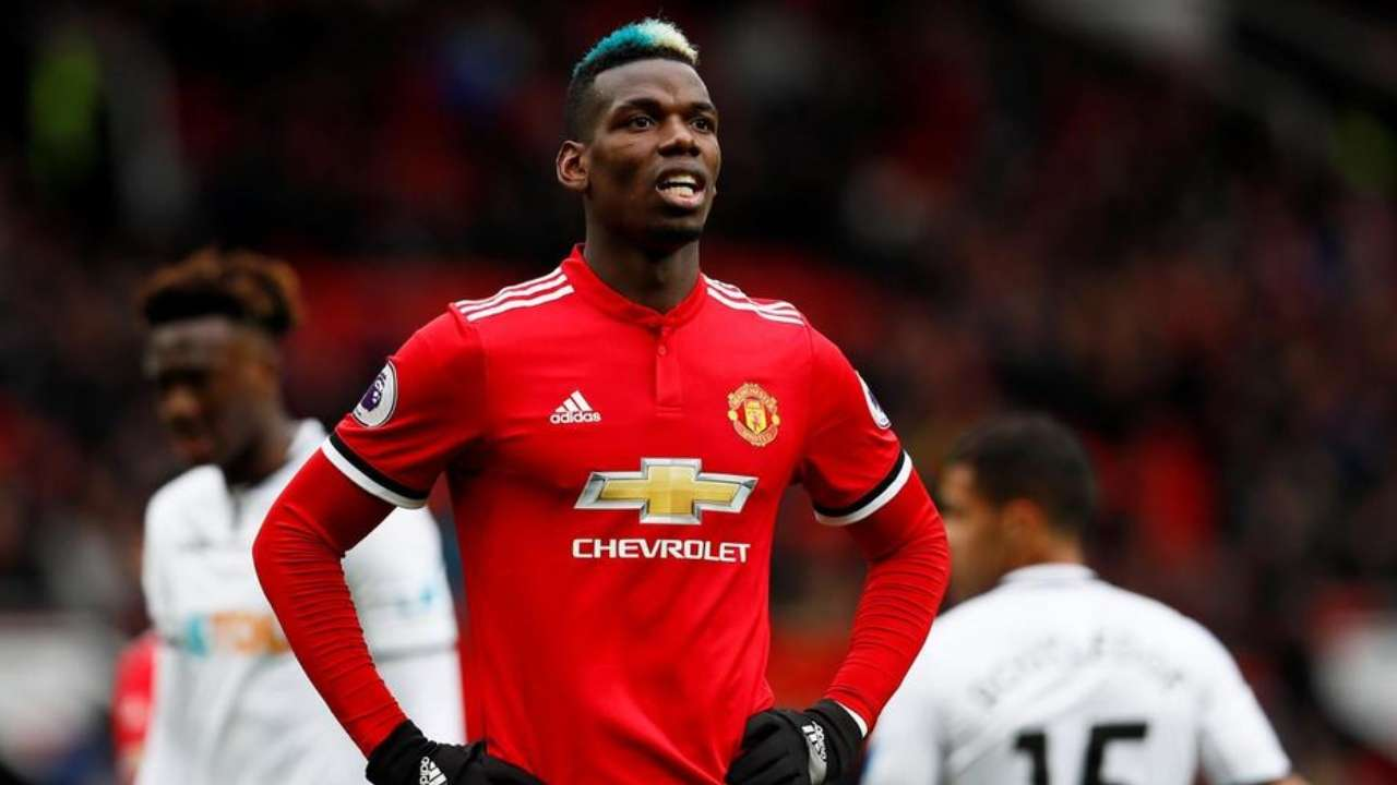 Bad news for Manchester United fans: With 20 days left, Barcelona still hopeful of signing Paul Pogba