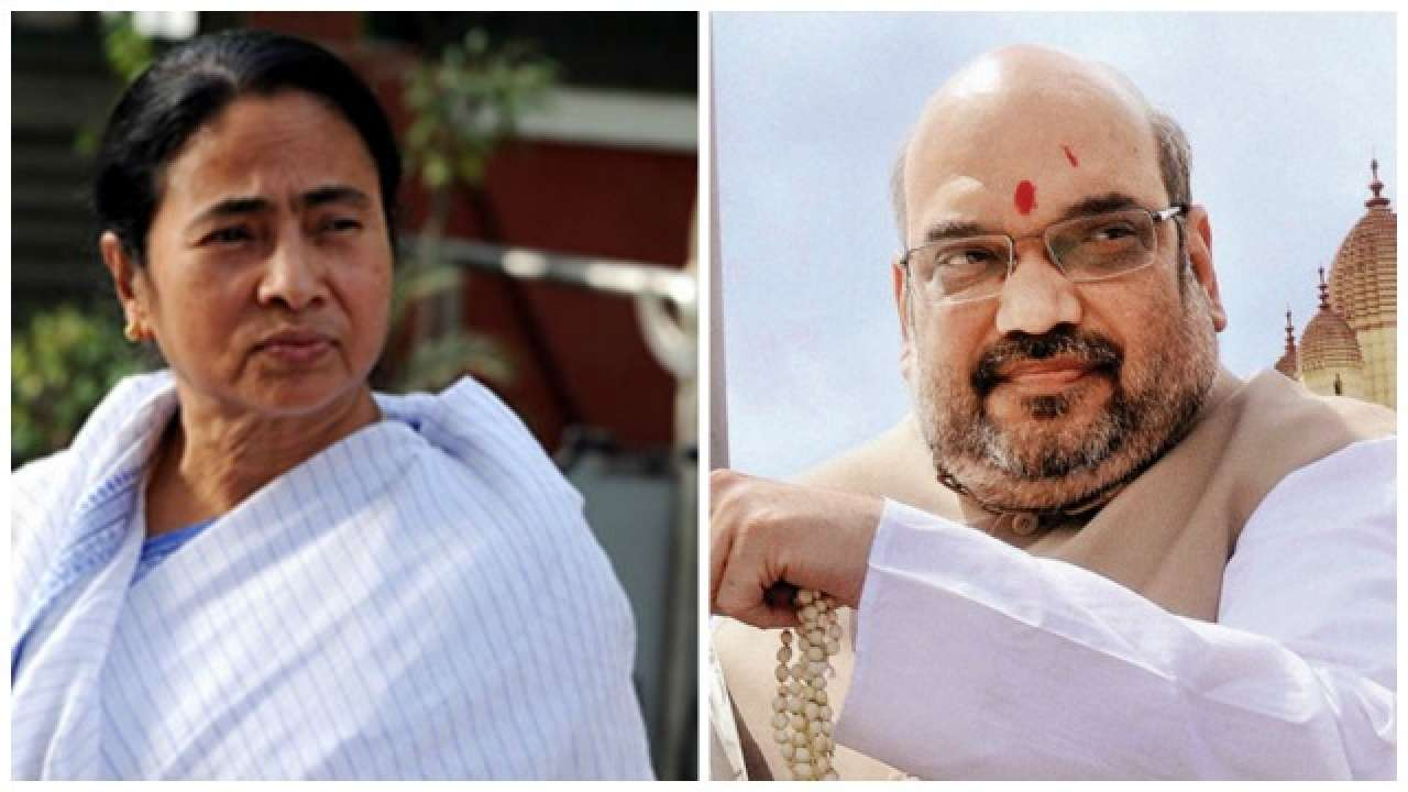 Mamata Banerjee files a defamation case against Amit Shah