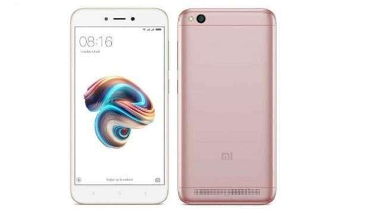 52f166ce7ea Xiaomi Redmi 5A to go on sale today in India  will be available via Flipkart  and Mi.com