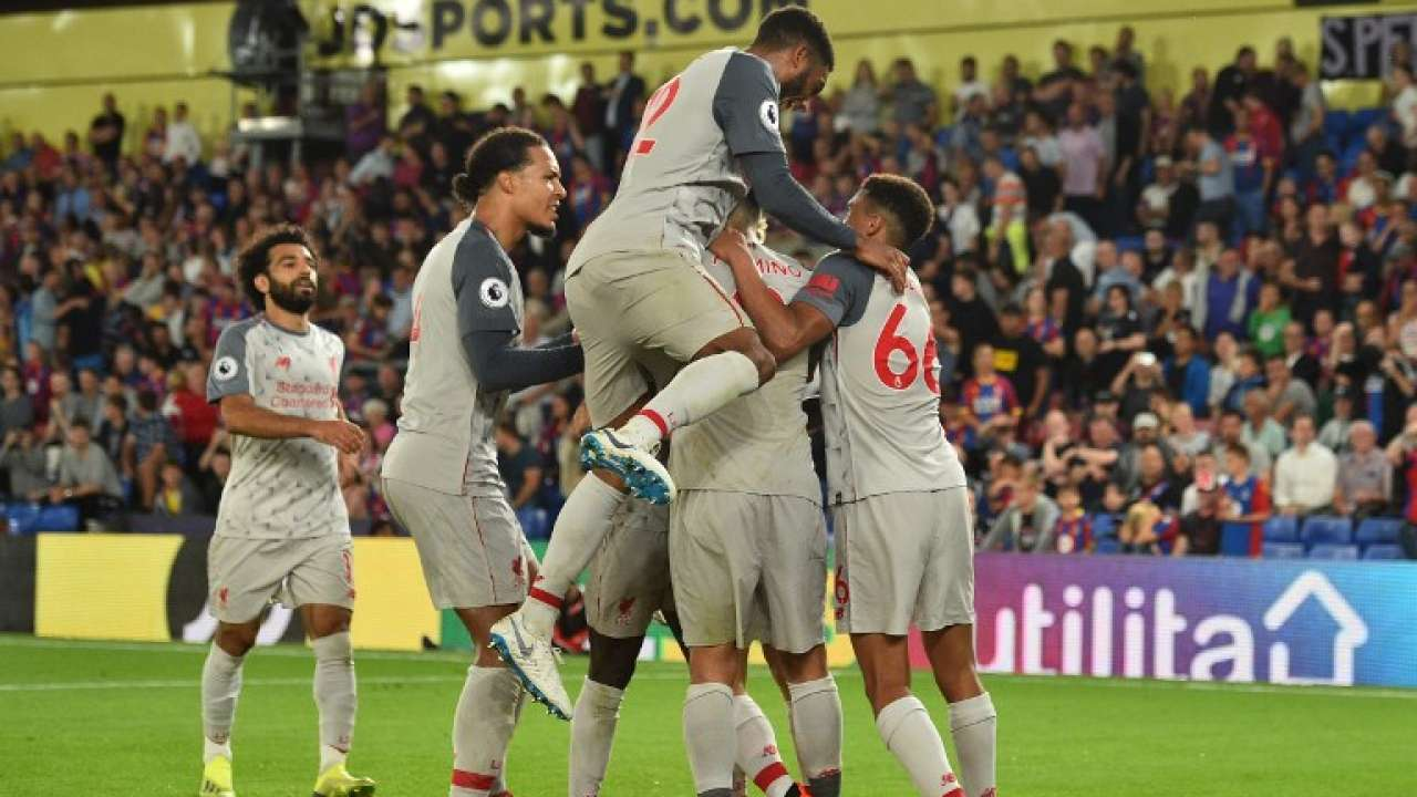 Image result for Liverpool's Milner and Mane secure victory at Palace