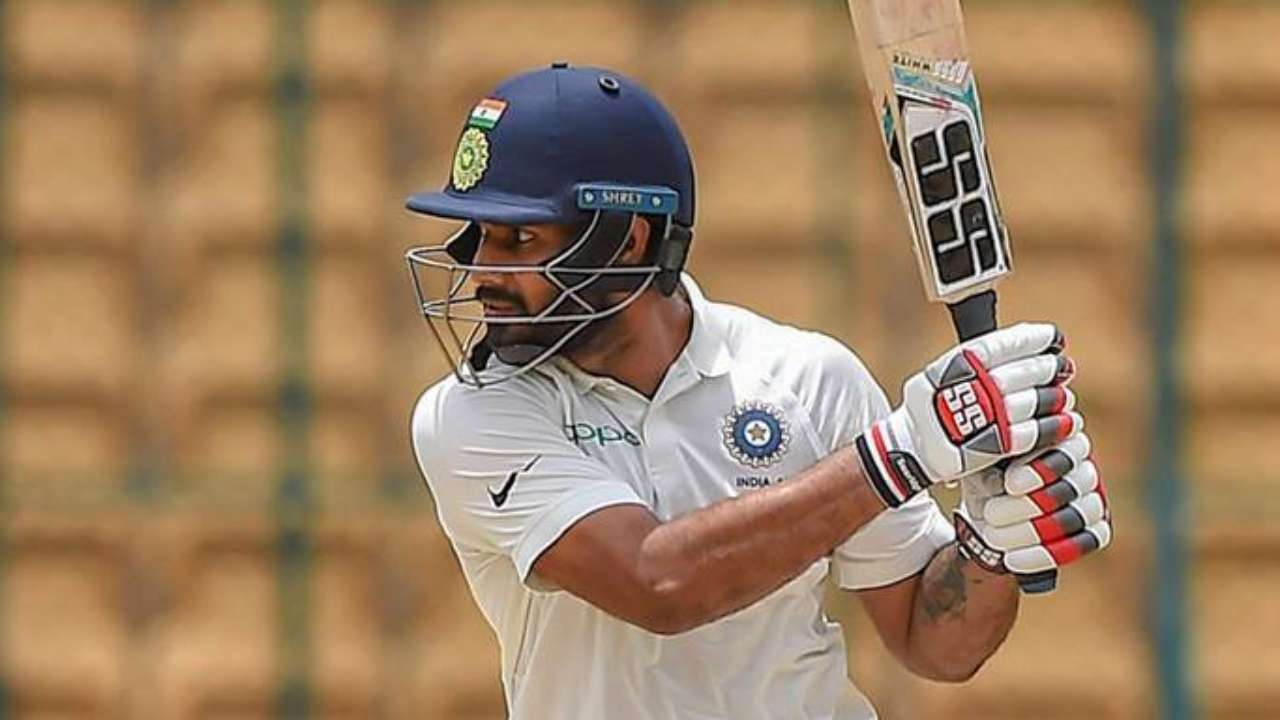 Hanuma Vihari picked for England Tests: Here's all you need to know about the Andhra batsman