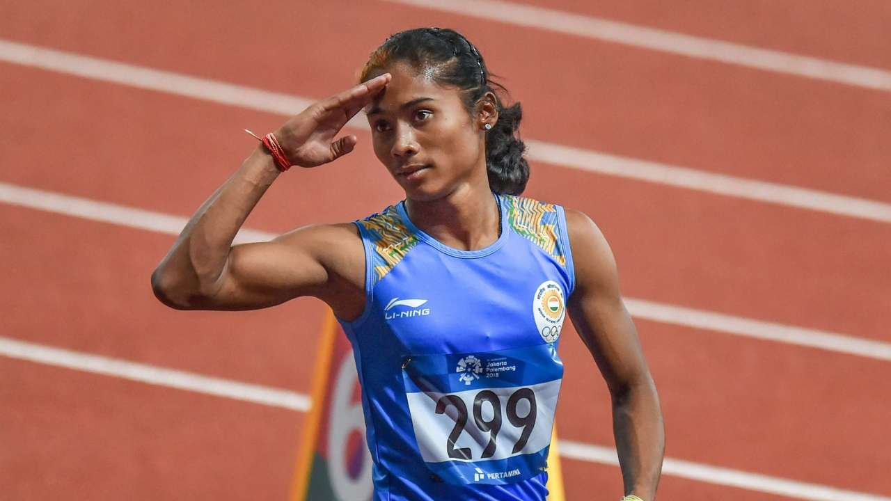 Asian Games 2018: Hima Das breaks 14-year-old national