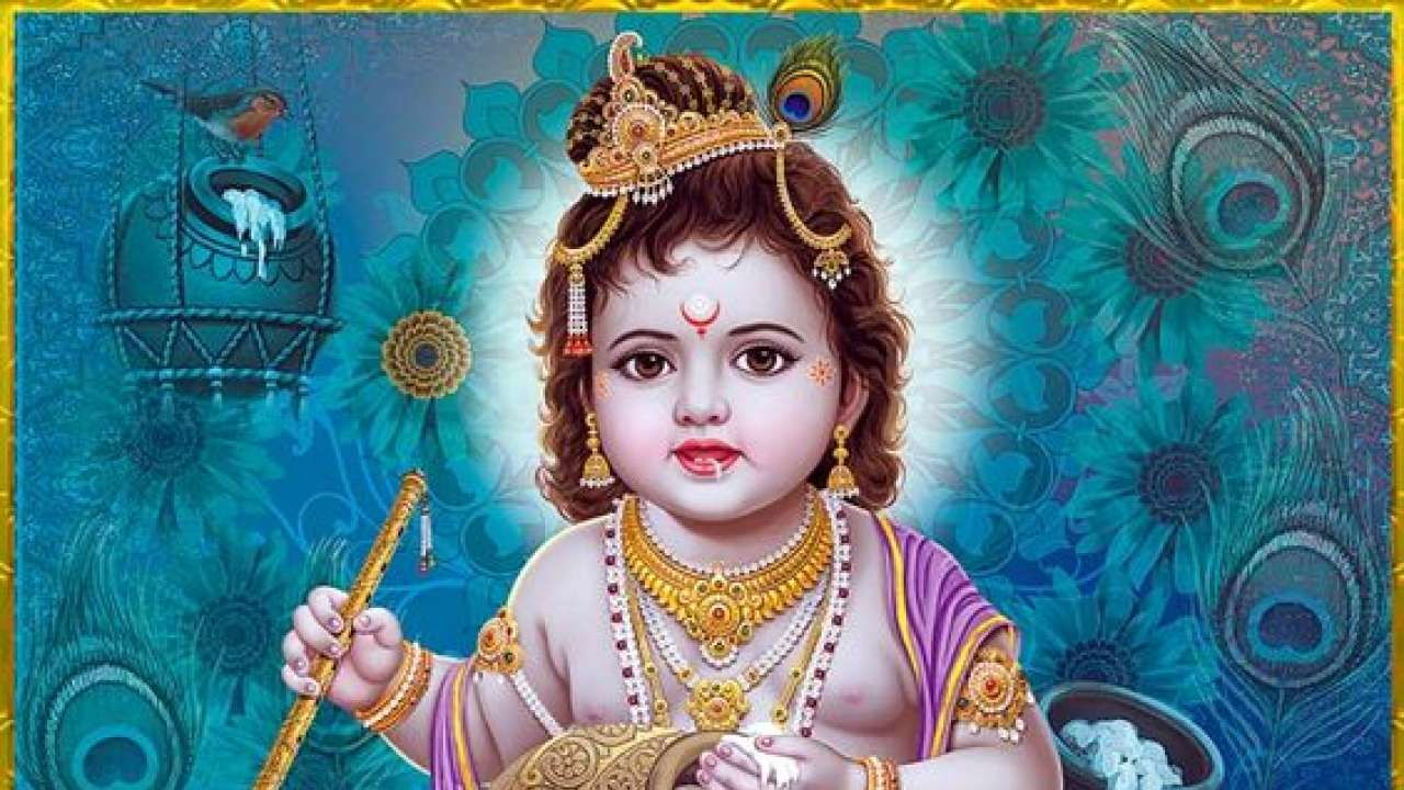 Krishna Janmasthami 2018: How To Dress Your Child Like