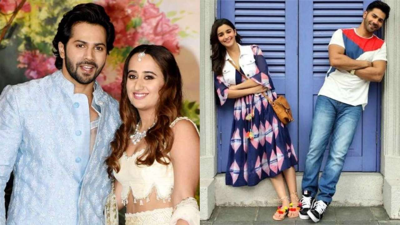 Varun Dhawan passes a cheeky comment on Alia Bhatt while ...