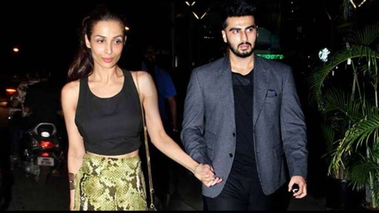 Image result for arjun kapoor malaika, india.com