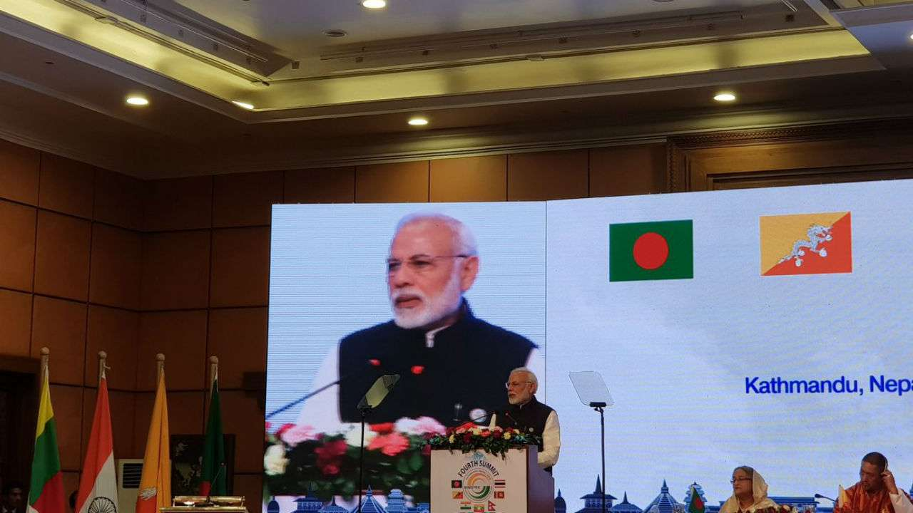 To counter China's OBOR, PM Modi pitches for connectivity among