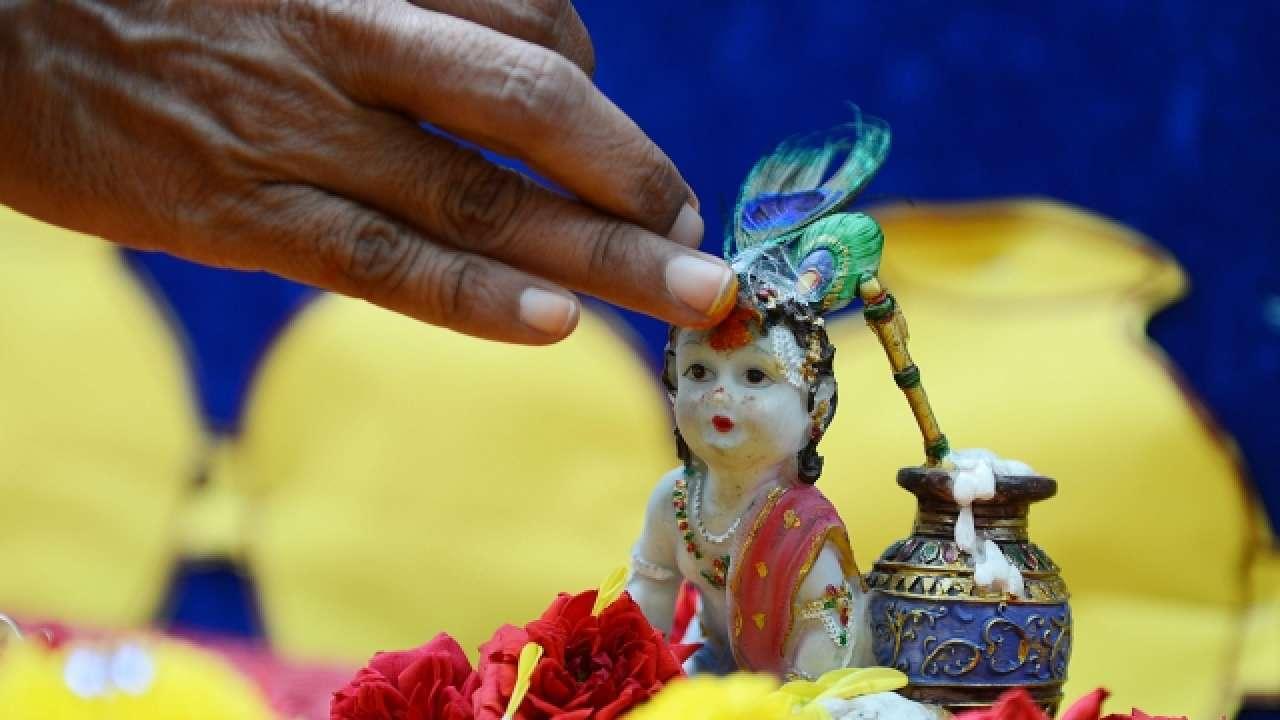 Image result for krishna janmashtami images