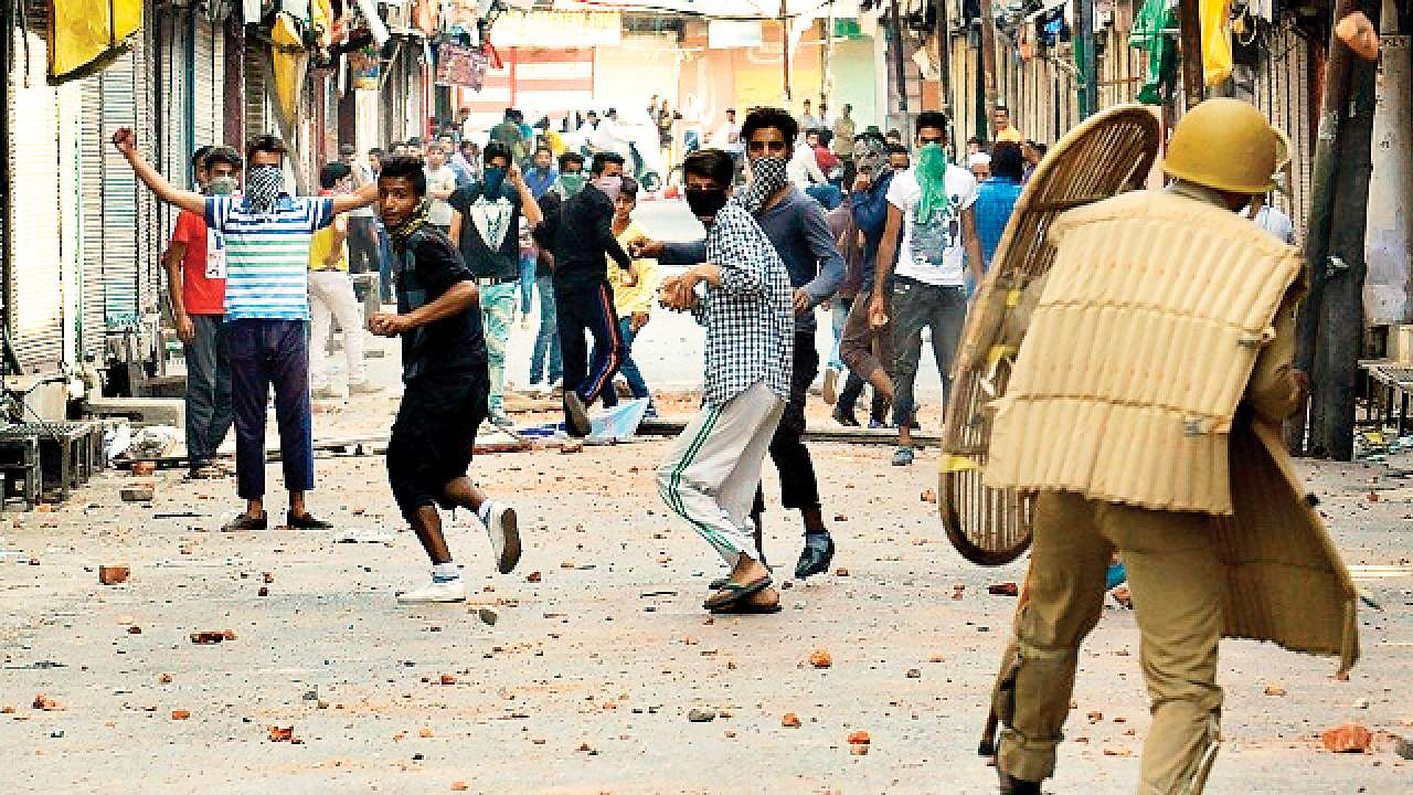 Image result for stone pelters