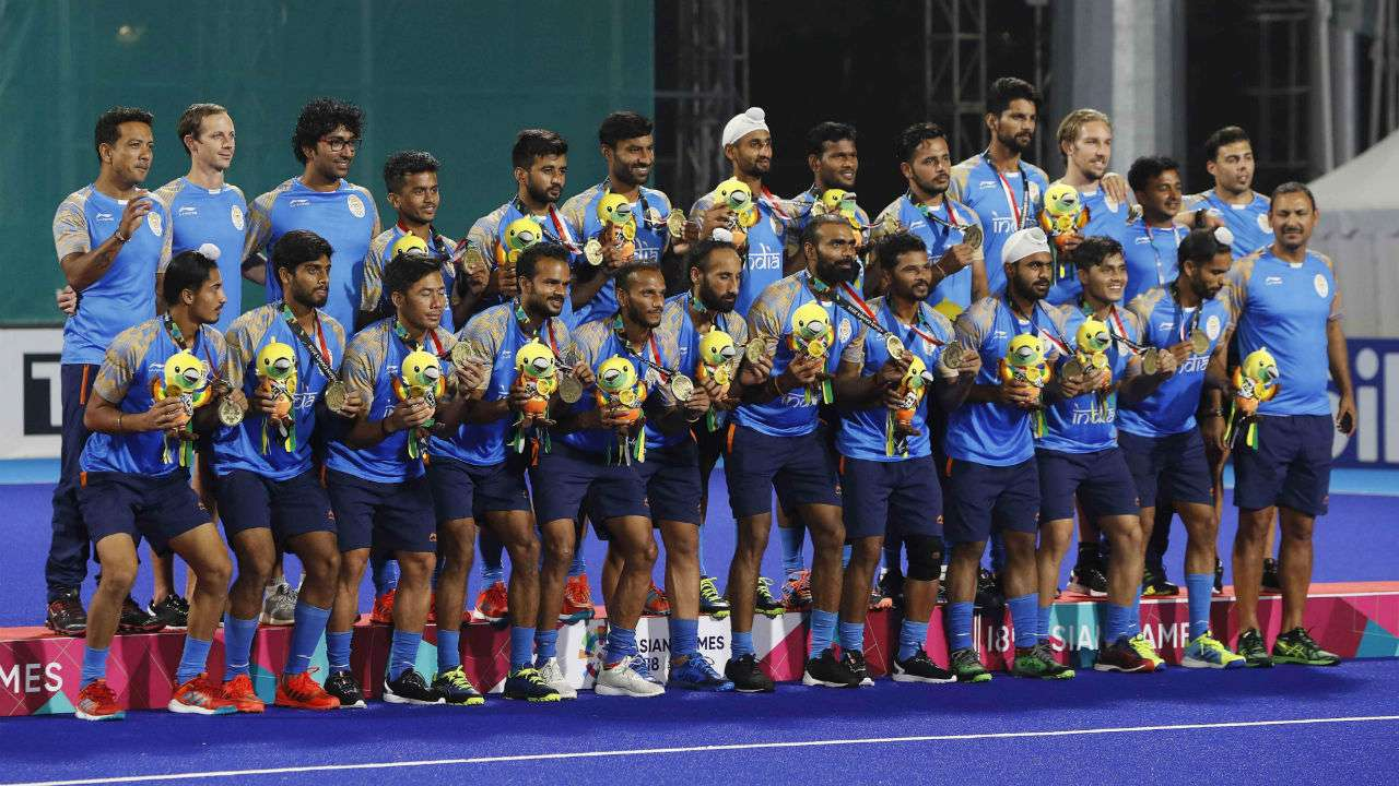 asian games 2018 hockey india