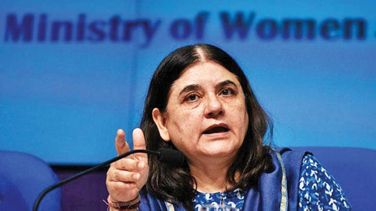 Maneka Gandhi wants Indian girl abandoned by Spanish foster