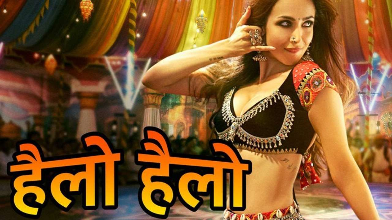 Pataakha Song Hello Hello Vishal Bhardwajs Naughty Number Wastes Malaika Aroras Sexy Moves