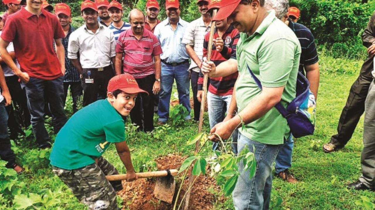 Register your plants officially through app in Noida