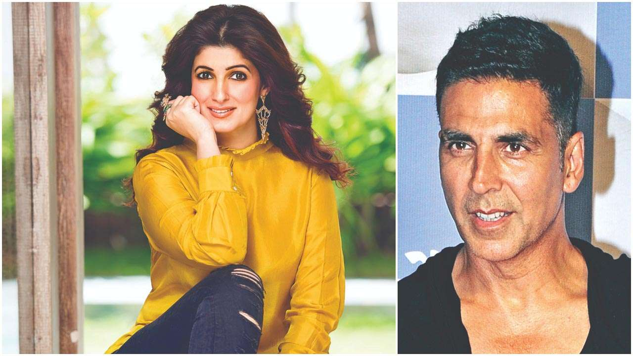 a1363859b2594 Akshay has told me to never act again': Twinkle Khanna