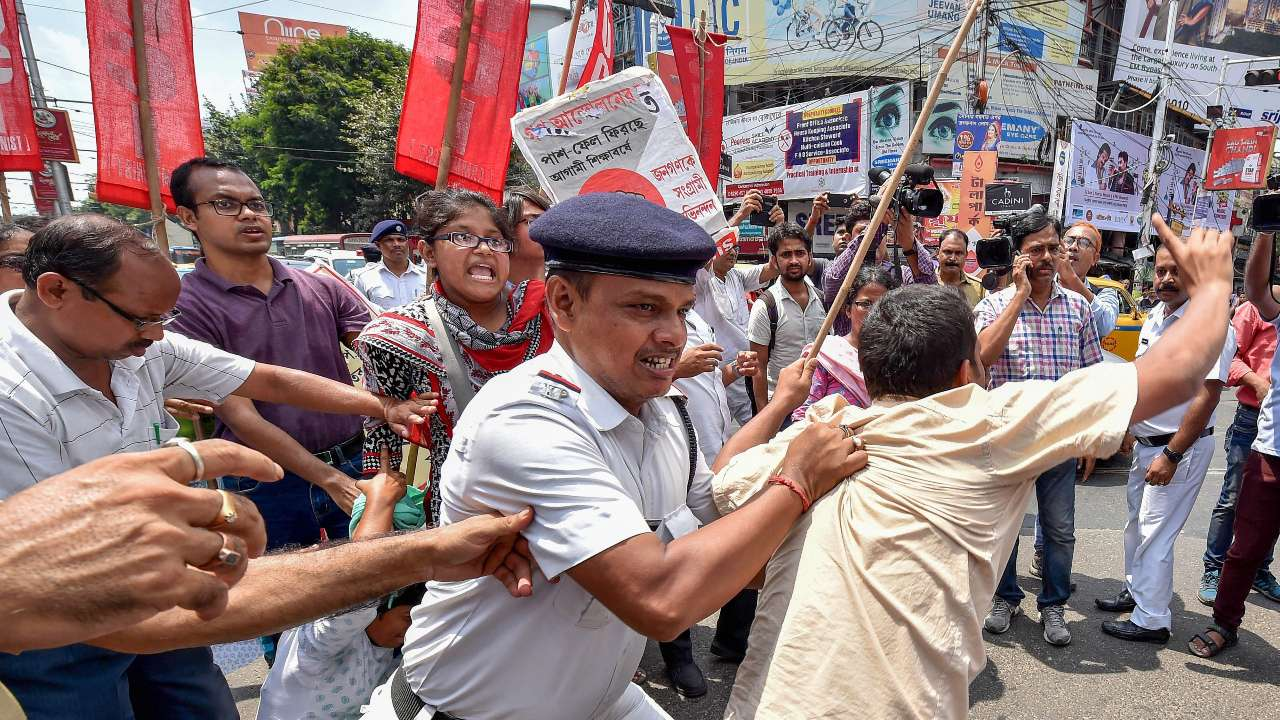 Image result for Left calls 12-hour bandh in West Bengal. All you need to know