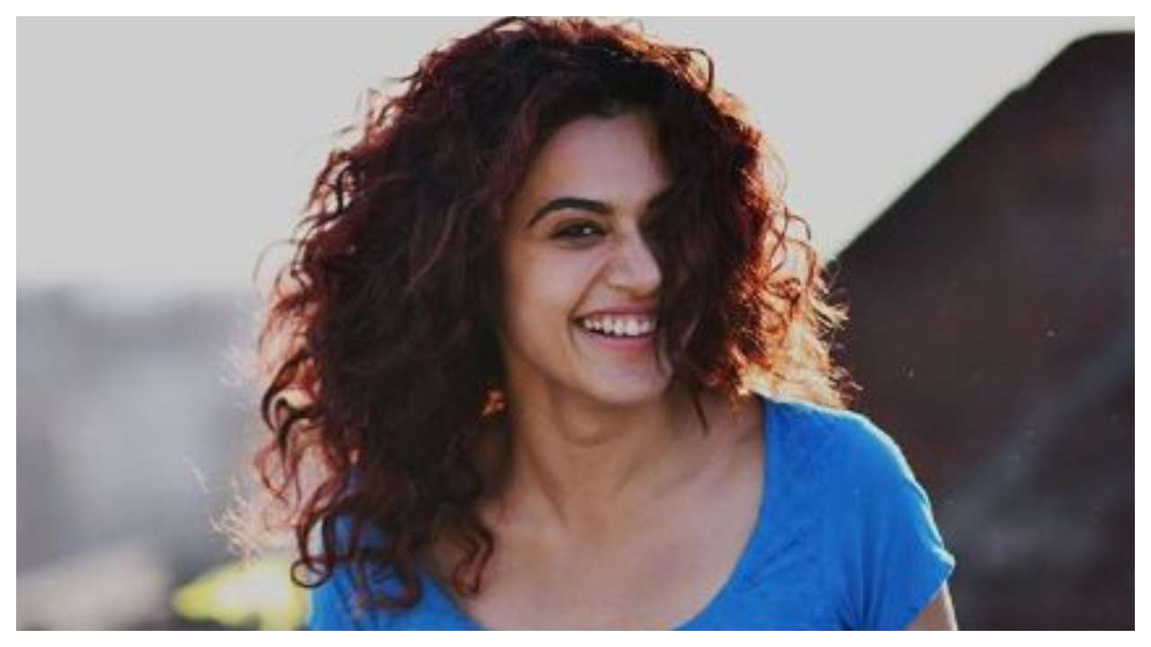 Performed My Most Liberating Character In Manmarziyan Says Taapsee Pannu