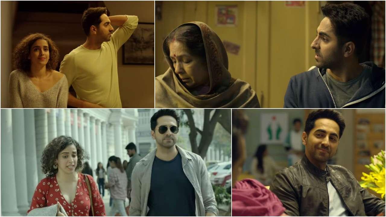 Badhaai Ho trailer: Ayushmann Khurrana finds himself in a fix with ...