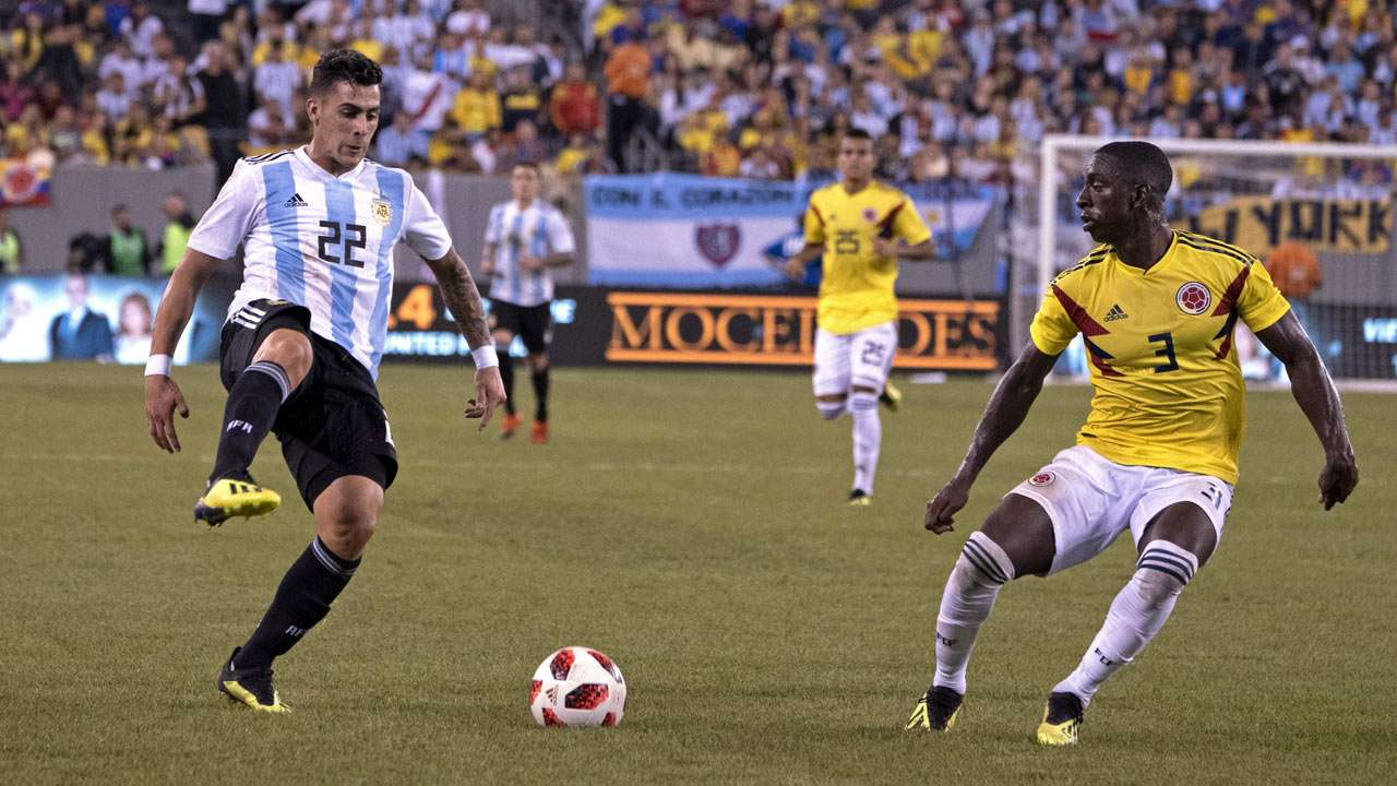 Image result for argentina vs colombia