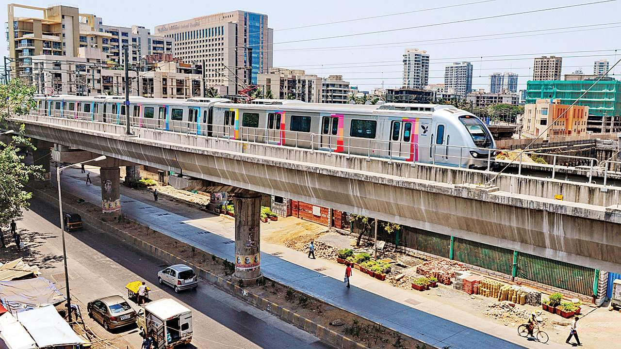 Rs 393 crore contract to build five Metro-2B stations scrapped