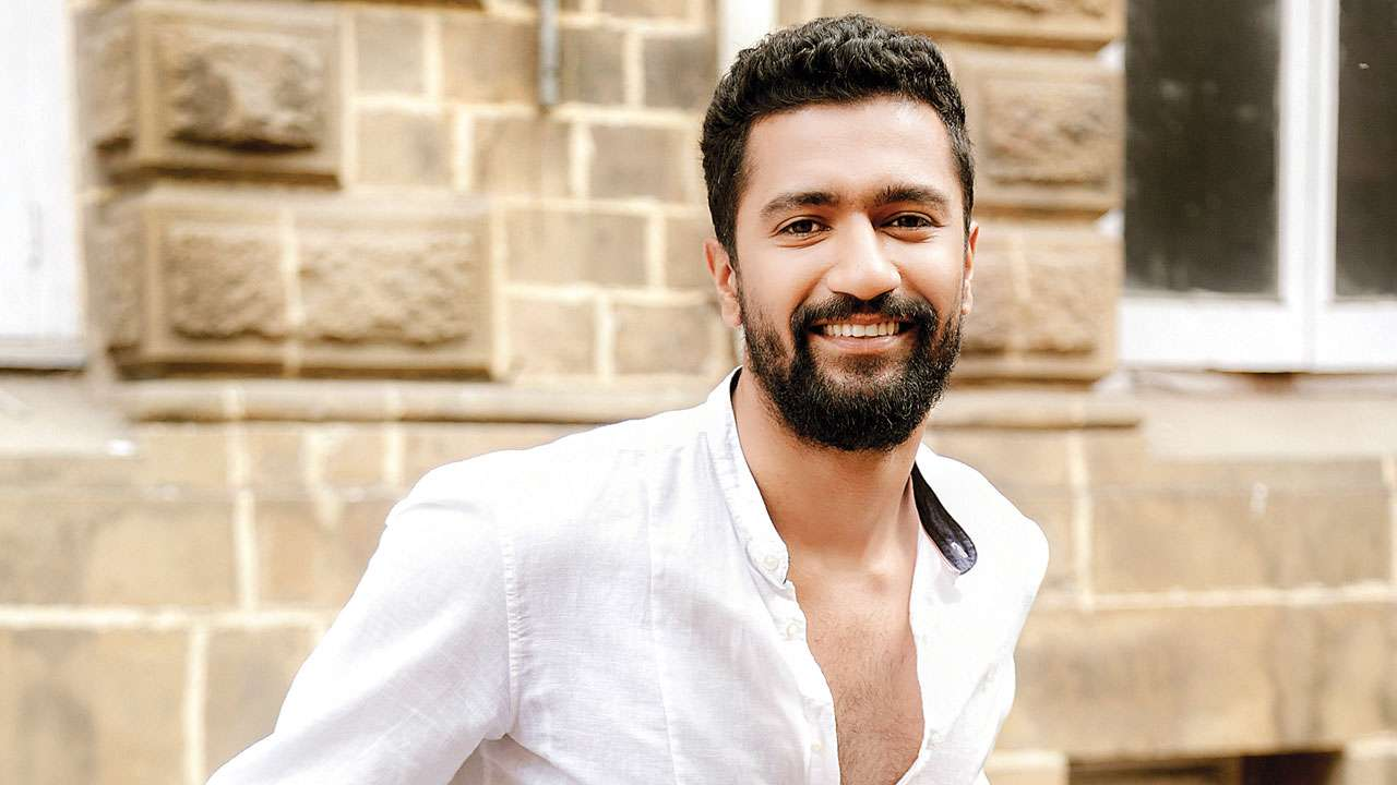 No wrist watches for Vicky Kaushal