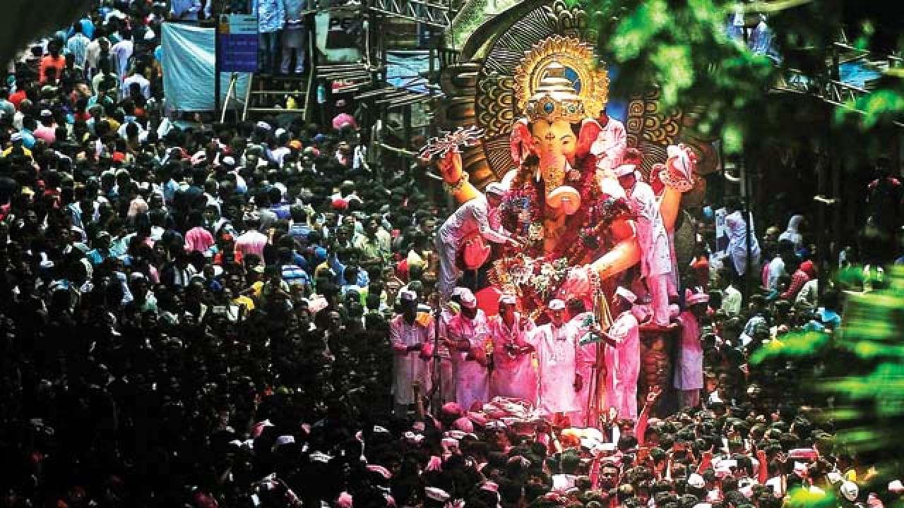 Security beefed up for Ganpati visarjan in Mumbai