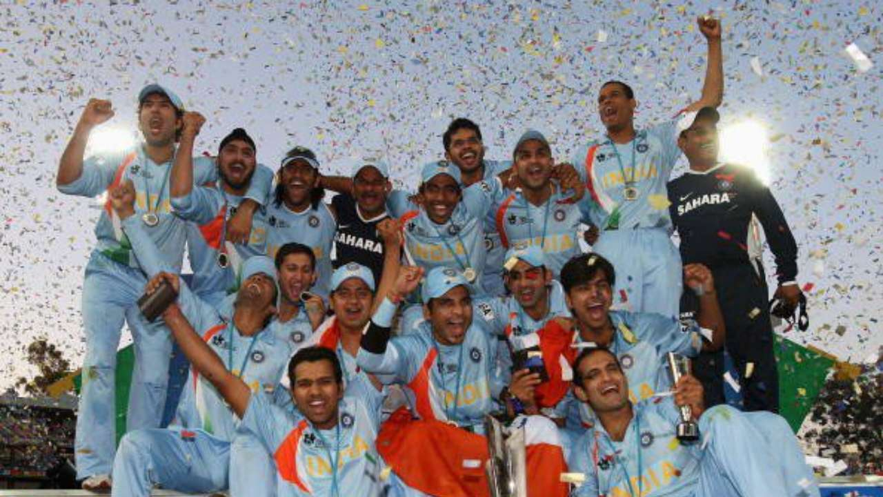 September 24 2007 When Ms Dhoni And His Young India