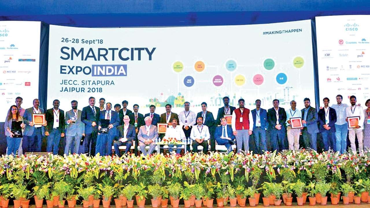Smart City Expo India Bhubaneshwar Indore Outshine Smart Cities