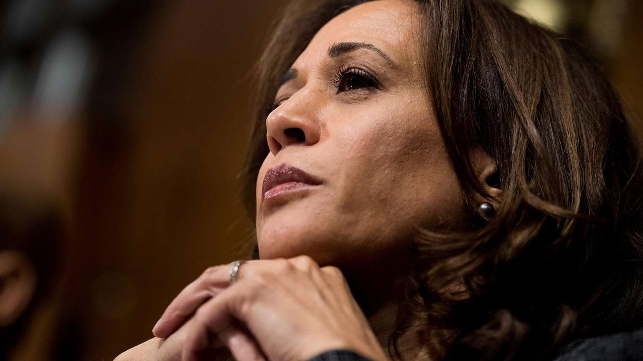 Many Americans Across The Country Believe You Watch Kamala Harris Emotional Moment With Ford During Kavanaugh Hearing