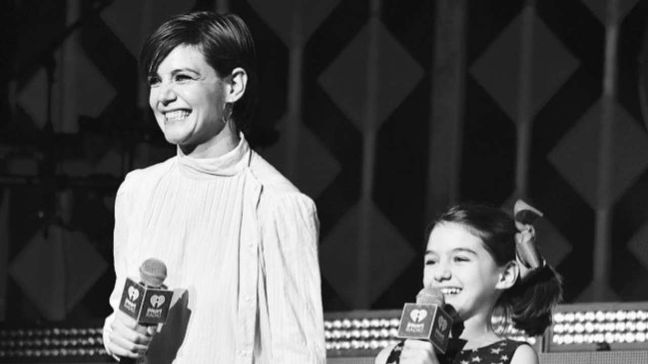 Katie Holmes could lose daughter Suri Cruise's custody if we reconnect, says Leah Remini