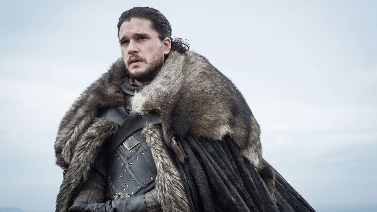 The picture for Jon Snow