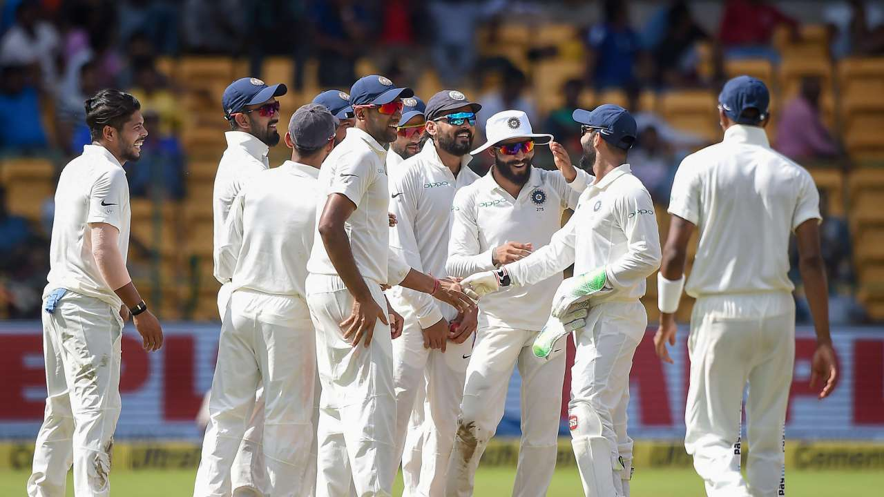 India vs West Indies: Full schedule, matches, time, TV