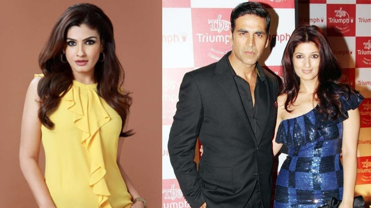 Raveena Tandon lashes out at netizens who linked her harassment tweet to Akshay Kumar-Twinkle Khanna