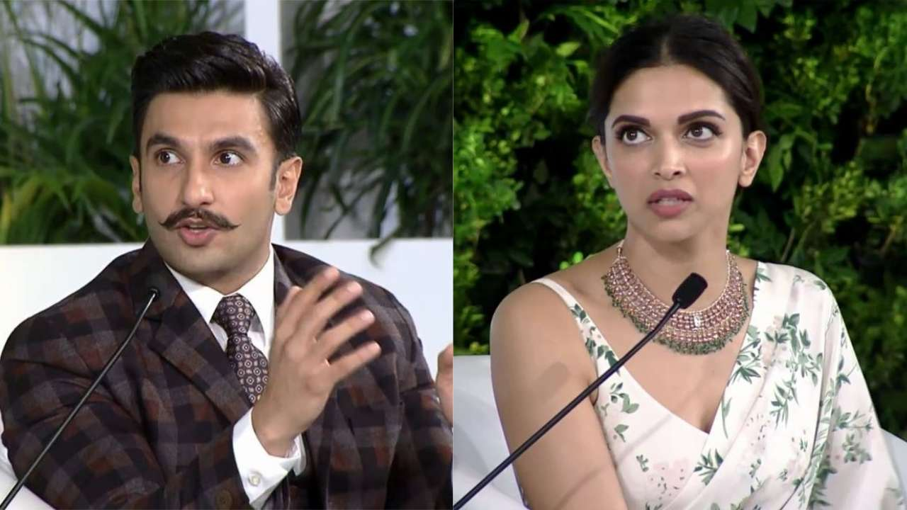 Here's what Deepika Padukone and Ranveer Singh have to say about Tanushree Dutta's accusations on Nana Patekar