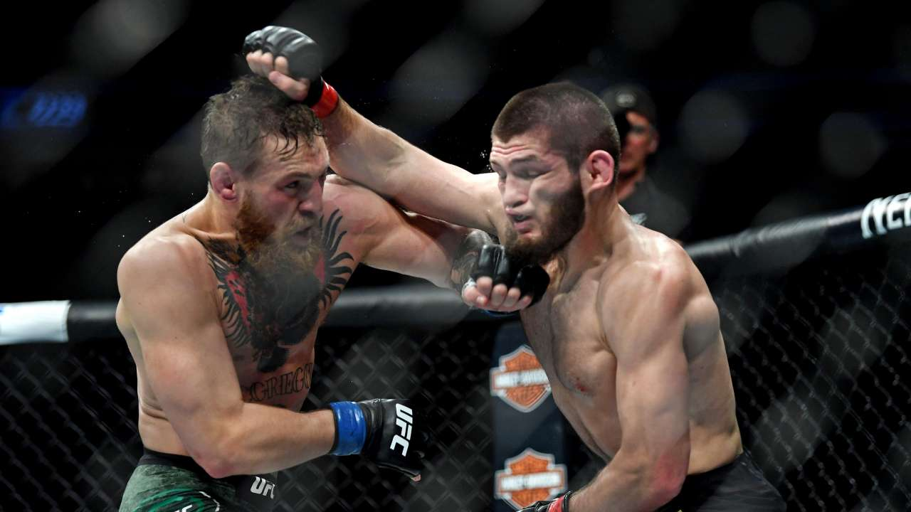Khabib Nurmagomedov Beats Conor Mcgregor To Retain Title At Ufc 229 Highlights And Results