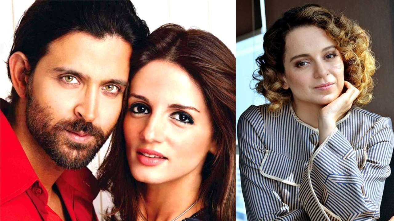 Kangana Ranaut launches fresh allegations on Hrithik Roshan; claims he kept young mistresses while still being married